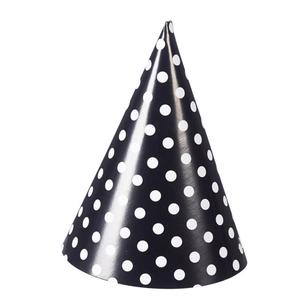 Polka Dots Party Hats