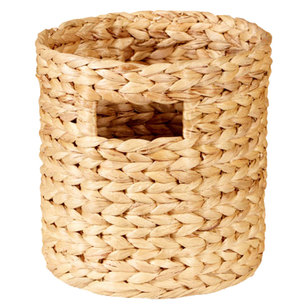 Living Space Zara Round Basket