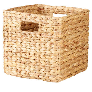 Living Space Zara Square Basket