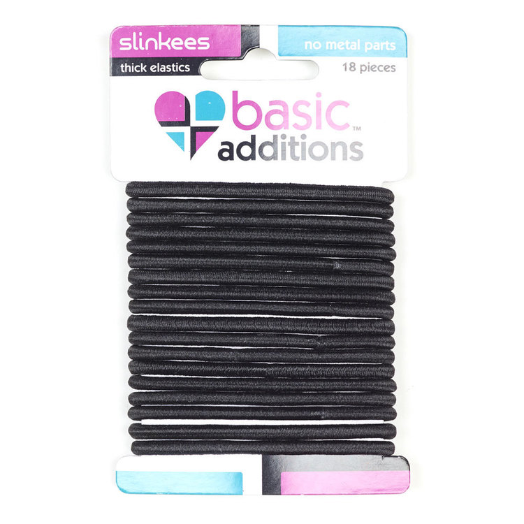 Basic Additions 4 mm Metal Free Thick Elastics