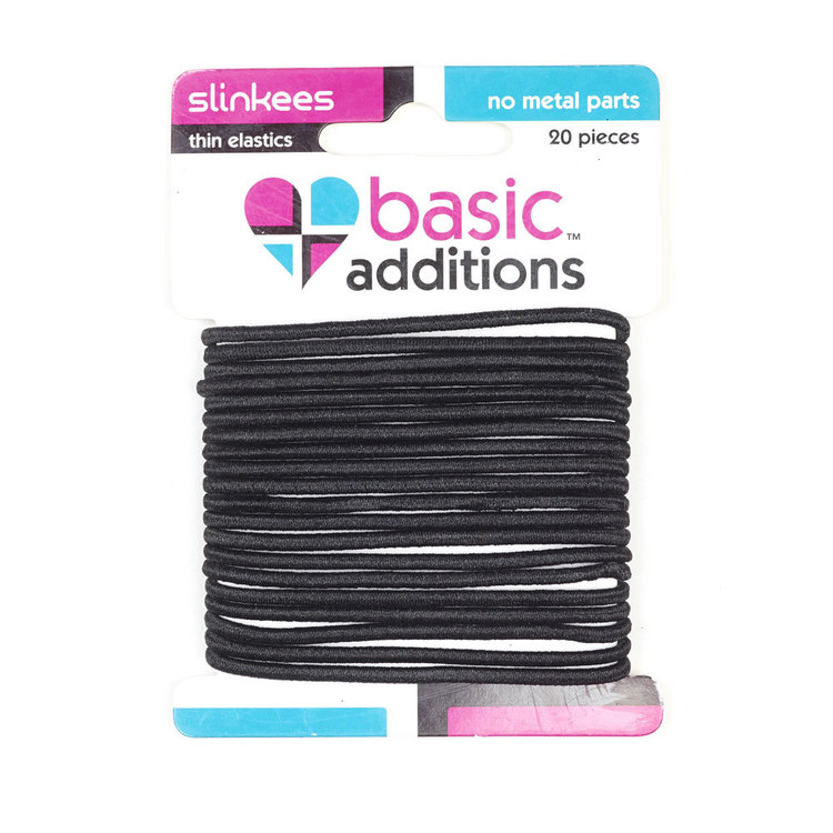 Basic Additions 2 mm Metal Free Thick Elastics