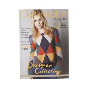 Cleckheaton Nikki Gabriel Designer Collection Book