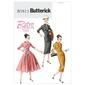 Butterick B5813 Misses' Dress