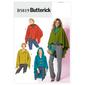 Butterick B5819 Misses' Wrap & Cape