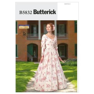 Butterick B5832 Misses' Dress