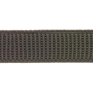 Birch Ribbed Elastic