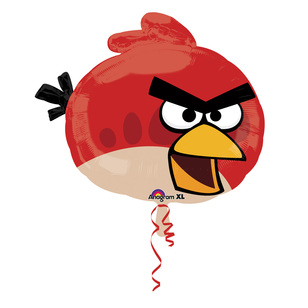 Amscan Foil Angry Birds Supershape Balloon