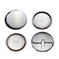 Birch Self Cover Buttons 2 Pack