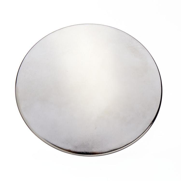 Birch Self Cover Button