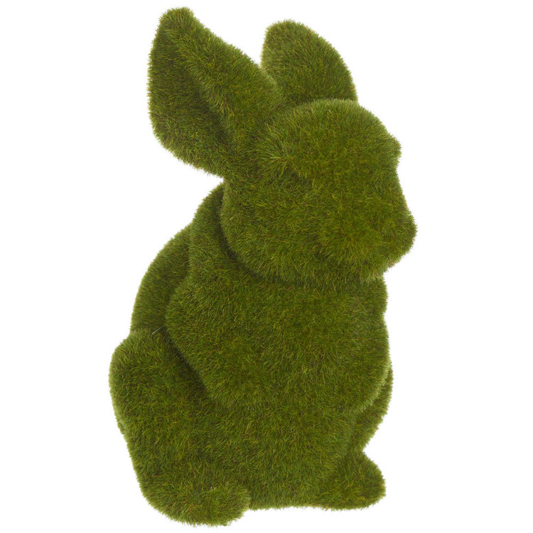 Rogue Sitting Moss Bunny Green