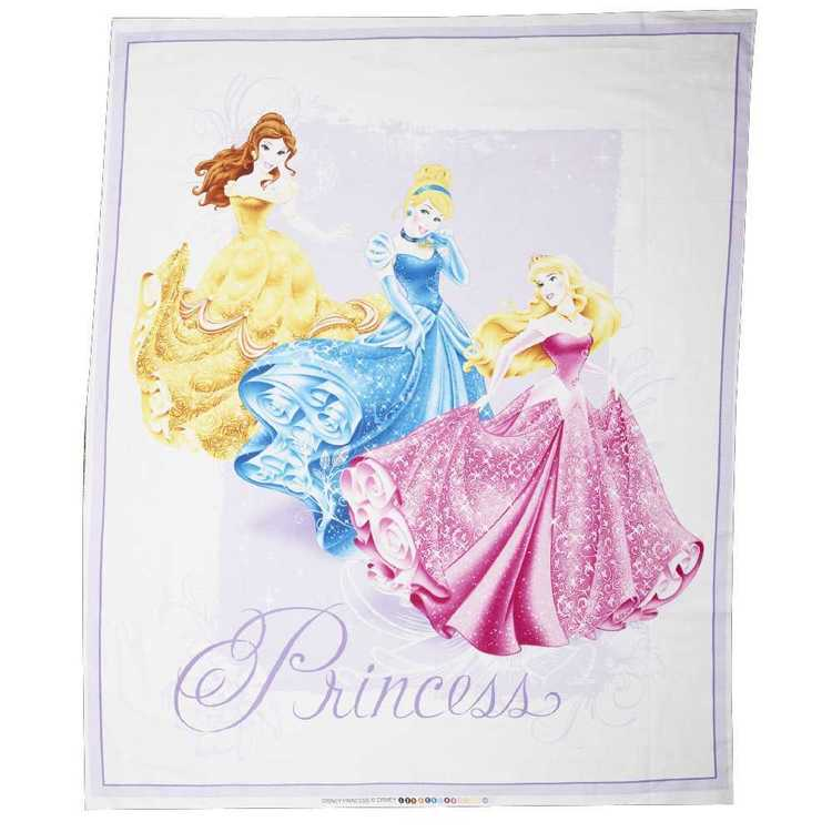 Disney Princess Cot Panel