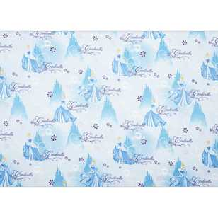 Disney Princess Cinderella Fabric