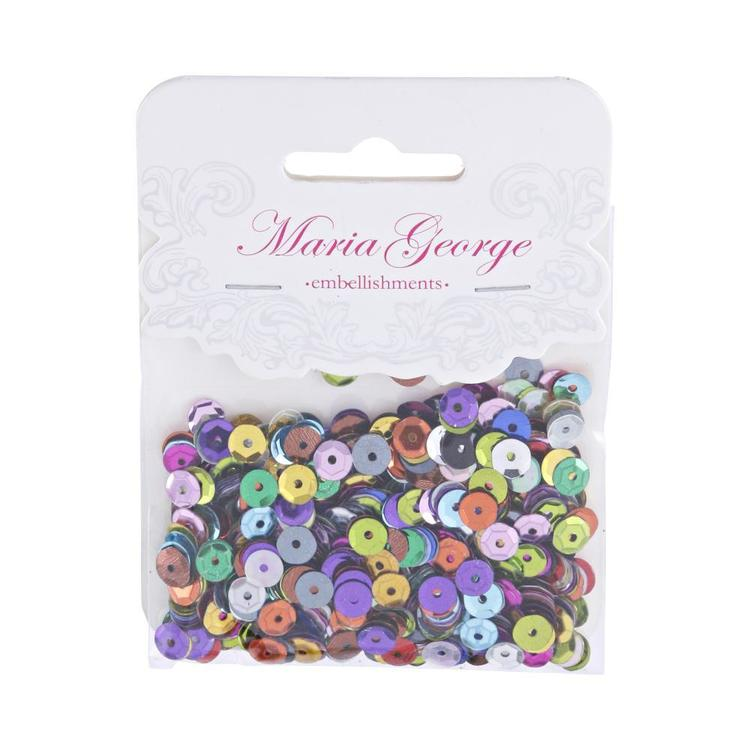 Maria George Cup Sequins