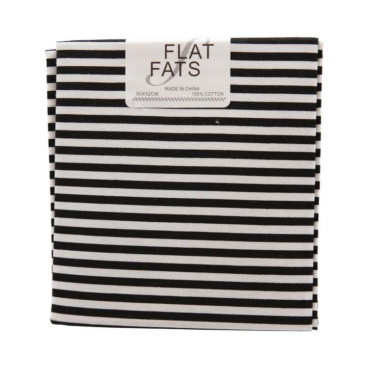 Elements Stripe Flat Fats