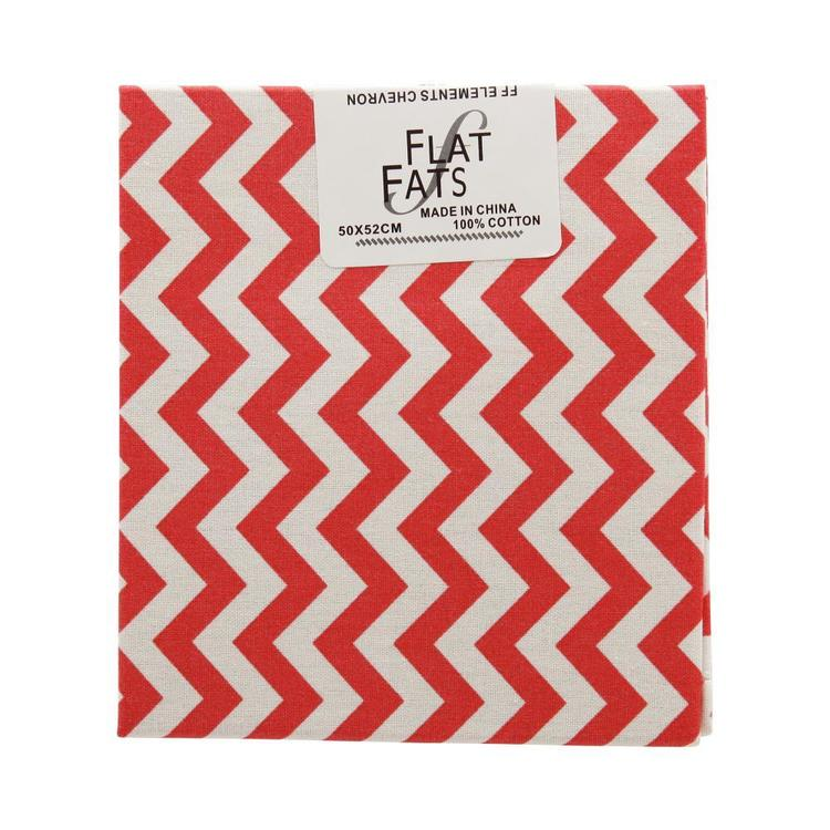 Elements Chevron Flat Fats