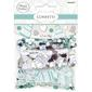Amscan Cake Bell Confetti Value Pack Robins Egg Blue