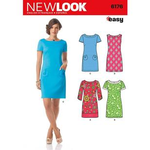 New Look 6176 Women's Evening And Bridal Wear