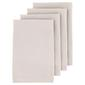 Hyde Park Casual Living Napkins 4 Pack Stone