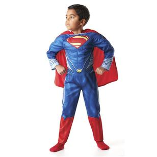 Superman Character Costume