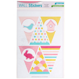 UR1 Baby Bunting Wall Stickers