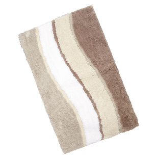 Cloud 9 Swirl Bath Rug