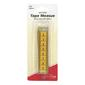 Sew Easy Quilters Tape Measure Yellow 300 cm