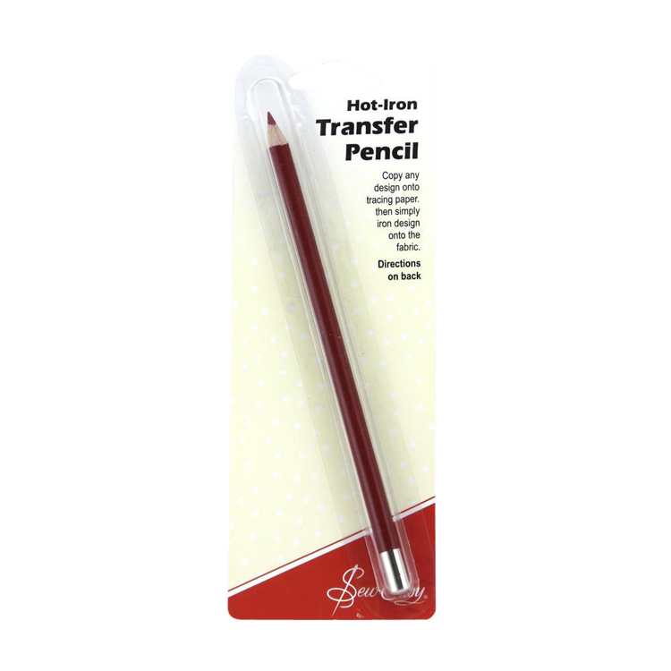 Sew Easy Hot Iron Transfer Pencil Red