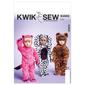 Kwik Sew K3966 Clothes For 18