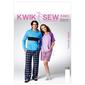Kwik Sew K3981 Unisex Top, Shorts & Pants  All Sizes