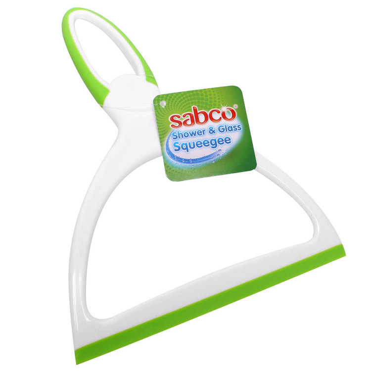 Sabco Shower Glass Squeegee White