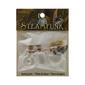 Steampunk Fancy Bottle Charms Clear