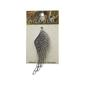 Steampunk Giant Wing Silver