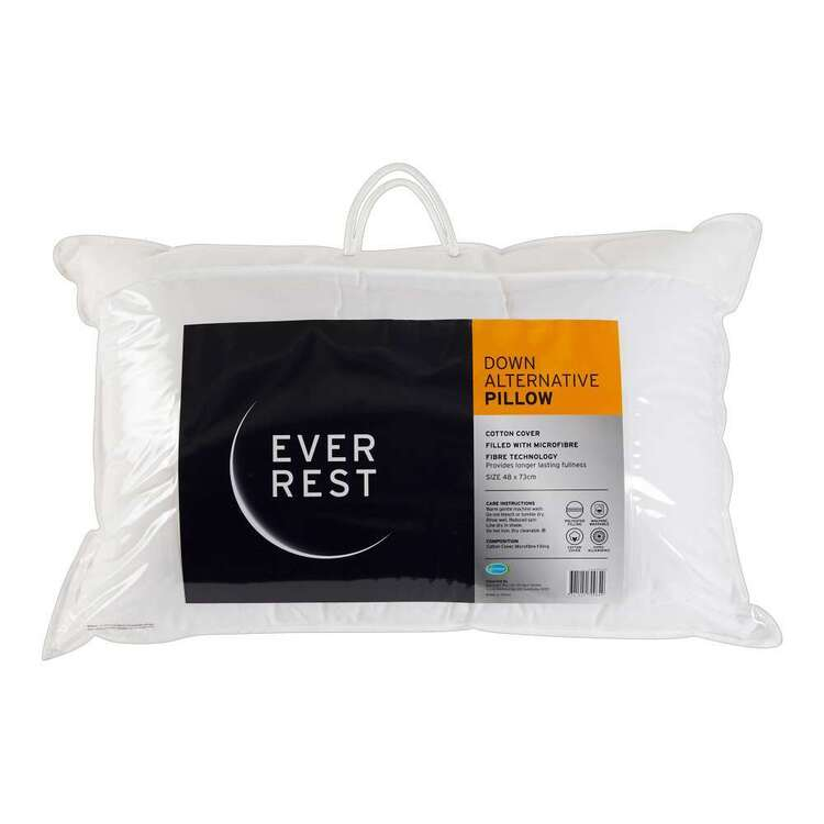 Ever Rest Alternative To Down Pillow
