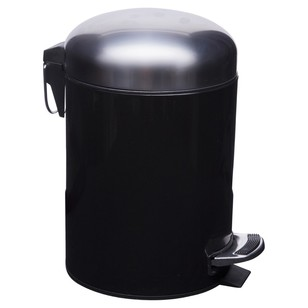 Lock Stock & Barrel Dome Pedal Bin