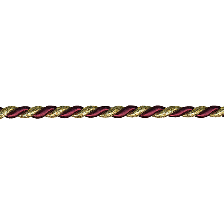 Simplicity Metallic Twisted Cord