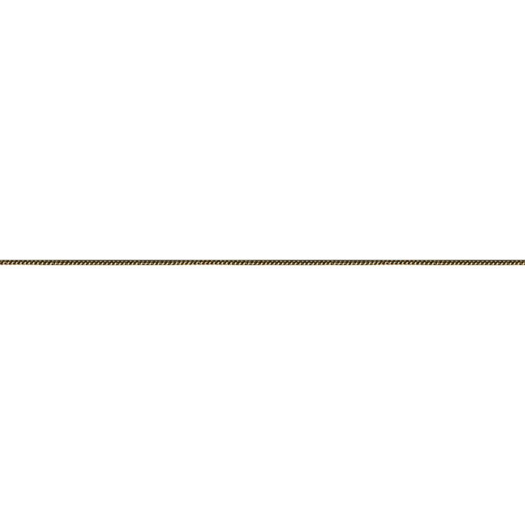 Simplicity Golden Metal Cord