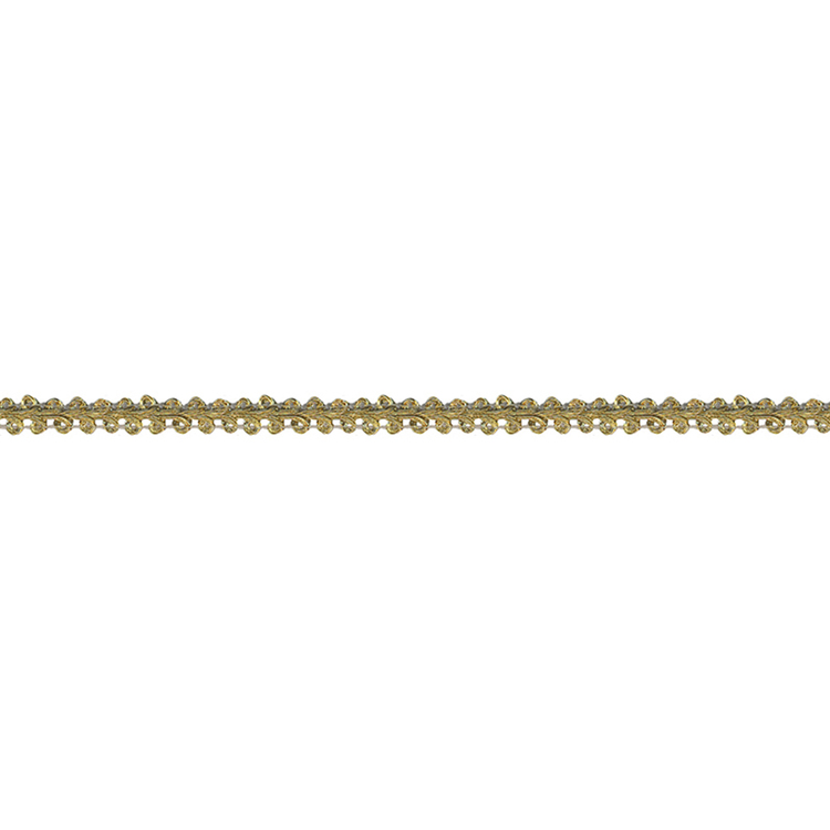Simplicity Metallic Chinese Braid