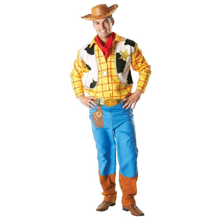 Disney Toy Story Adult Woody Costume