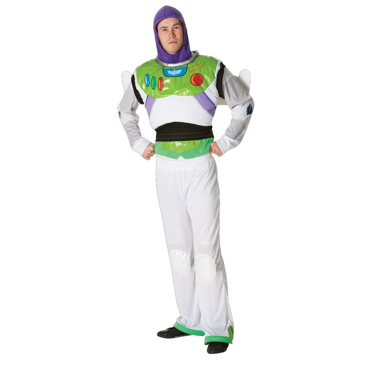 Disney Pixar Toy Story Adult Buzz Lightyear Costume