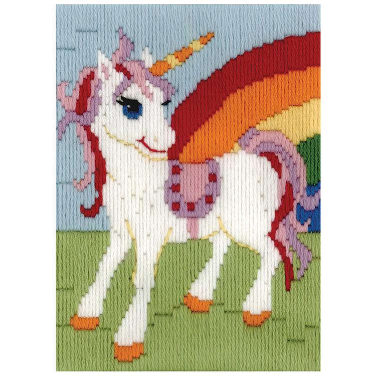 Beutron Kits LS Funstitch Rainbow Unicorn