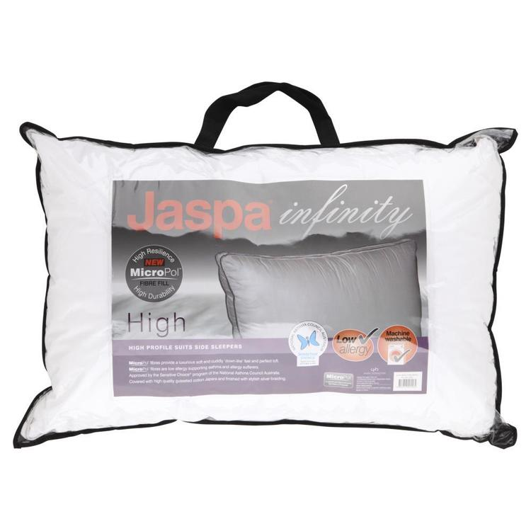 Jaspa Infinity High Profile Pillow