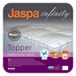 Jaspa Infinity Mattress Topper White