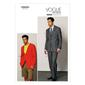 Vogue V8890 Men's Jacket Shorts & Pants