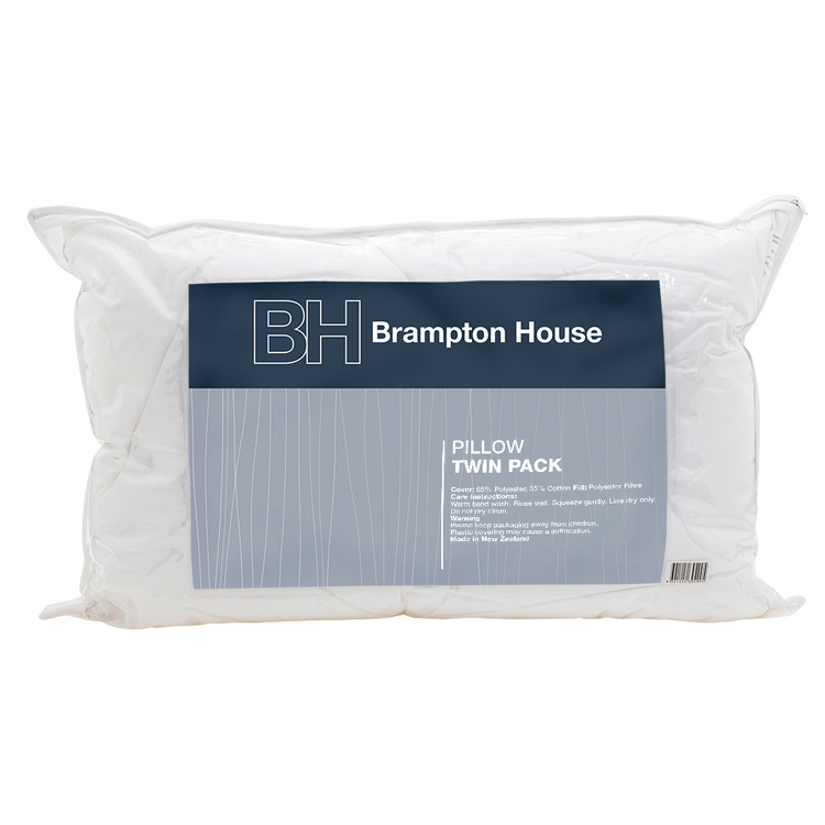 Brampton House Twin Pillow Pack