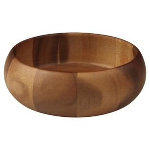 Living Space Acacia Wood Mini Bowl