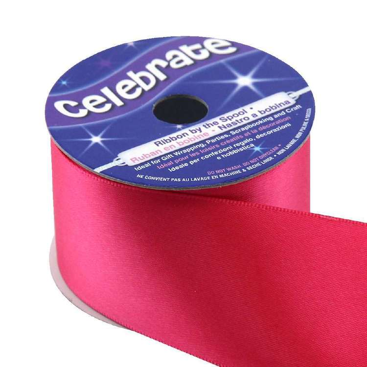 Celebrate 38 mm Satin Ribbon