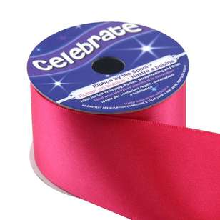 Celebrate 38 mm Satin Ribbon