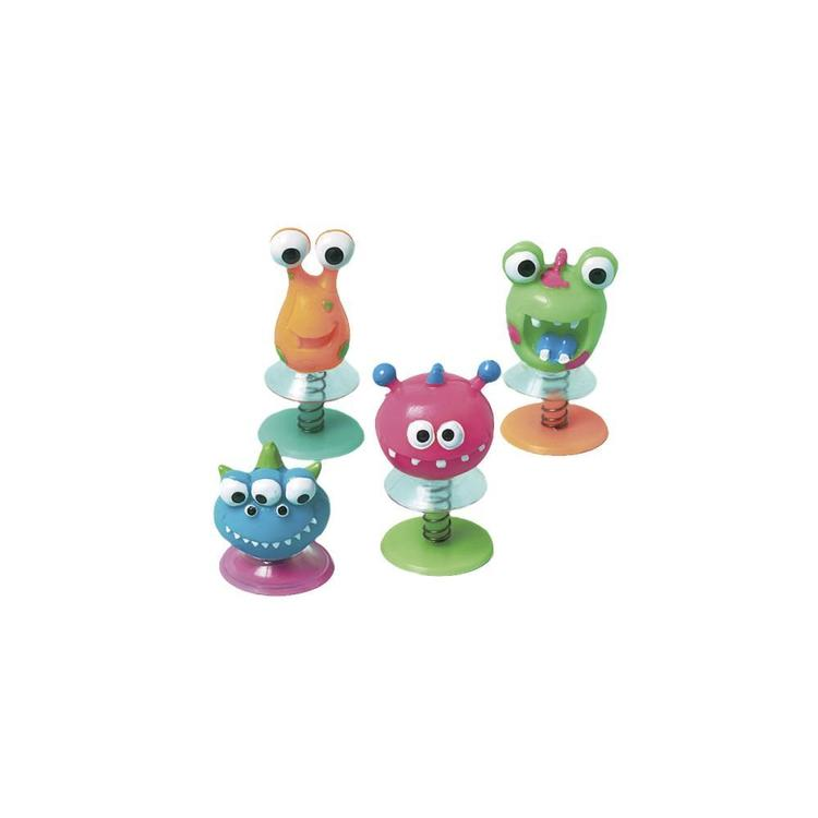 Amscan Creature Pop Up Favours Multicoloured