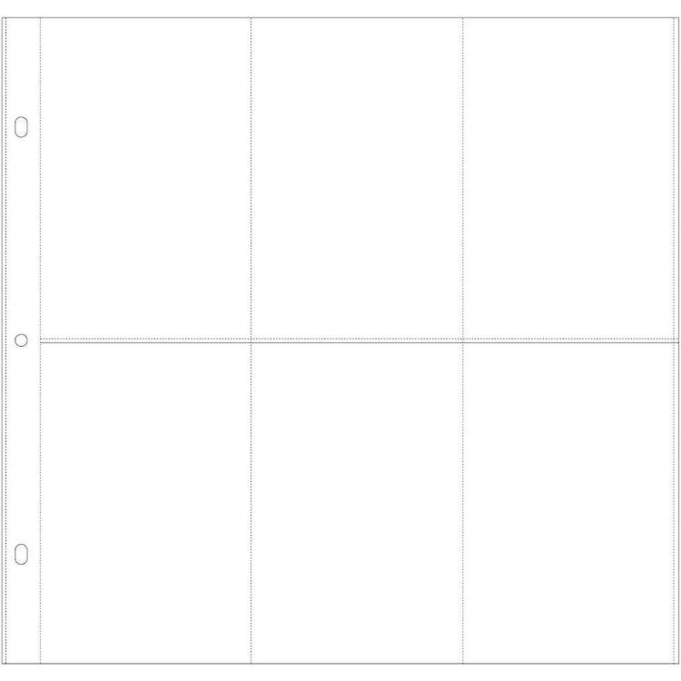 Kaisercraft Multi Pocket Page 6x4 & 3x4