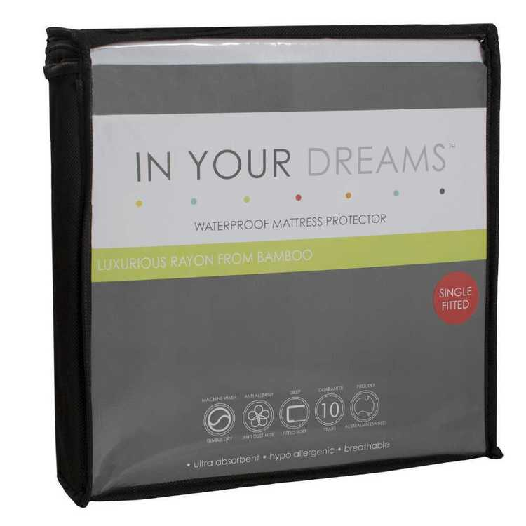 In Your Dreams Bamboo Mattress Protector